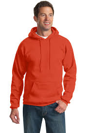 Port Company Tall Essential Fleece Pullover Hooded