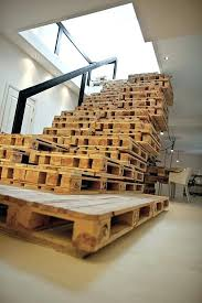 turning pallets into furniture. Pallet Staircase Furniture Images Garden Ways Of Turning Pallets Into Unique Pieces L