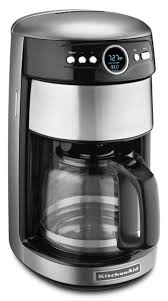 display reviews for 14 cup contour silver programmable coffee maker