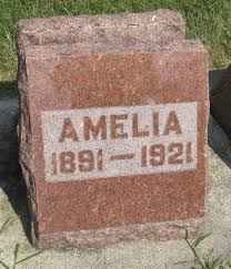 Amelia Lucy Mueller Neumayer (1891-1921) - Find A Grave Memorial