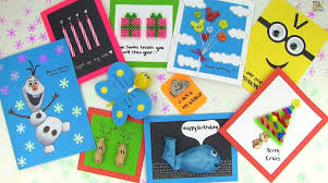 diy gifts 10 easy diy card ideas