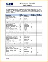 Office Template Checklist Templatesz234