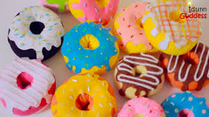 diy donuts stuffed toys no sew idunndessimage1