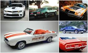what new car did chevy release in 1968Bitchin Indeed A Visual History of the Chevrolet Camaro