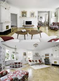 Lounge Chair Living Room Scandinavian Living Room Lounge Chair Wood Grey Sofa White Pillow