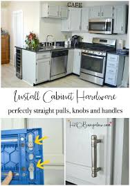 how to to install knobs and pulls on cabinets and furniture like a pro with a how to install cabinet knobs and handles