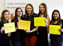 internships jobs latin america working group