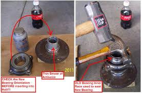 diy bearing puller. diy bearing puller 2