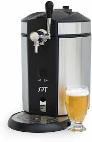 sunpentown bd0538 11 inch countertop beer dispenser