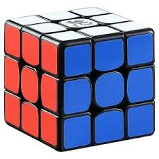 <b>DaYan ZhanChi 2018</b> 3x3x3 Speed Cube Black_3x3x3_Cubezz ...