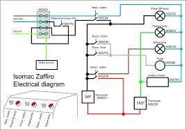 refrigerator electrical diagram electrical diagram zaffiro