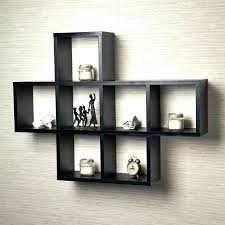 modify save scalloped wall shelf cottage shelves glorious grey floating units unit