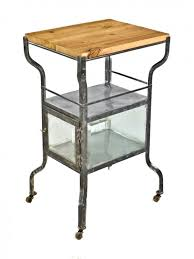 vtg 1940 50s simmons furniture metal medical. Refinished Early 20th Century Antique American Medical Mobile Salvaged Chicago Hospital Operating Room Cart And/ Vtg 1940 50s Simmons Furniture Metal O