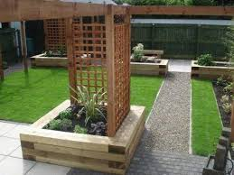 Small Picture Garden Design Ideas Sleepers Sixprit Decorps