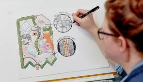 Online Garden Design Courses Interesting Horticulture Askham Bryan College