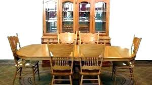 dining room sets used dining room table