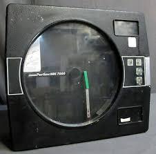 Partlow Mrc 7000 Circular Chart Recorder Partlow Despatch 710000000021ab Mrc 7000 Series Chart
