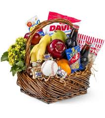 fruit and gourmet baskets