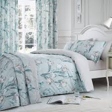 tulip duck egg bedding duvet covers and
