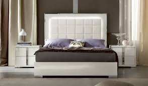 Contemporary white high gloss italian bedroom furniture | house ...