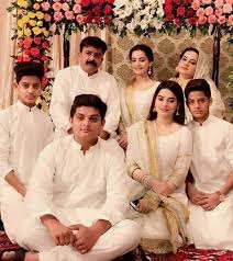 aiman khan muneeb butt dholki ceremony pics aiman khan her loveing family