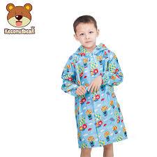 Waterproof EVA Rain Coat <b>Children</b> Boys Girls Windproof Raincoat ...