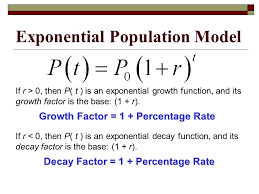 exponential growth rate equation jennarocca