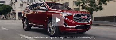 2018 gmc terrain reveal. contemporary terrain click to watch a video about the allnew 2018 gmc terrain small suv for gmc terrain reveal