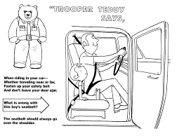 Stranger danger coloring pages are a fun way for kids of all ages to develop creativity, focus, motor skills and color recognition. Road Safety Official Website Of The Idaho State Police