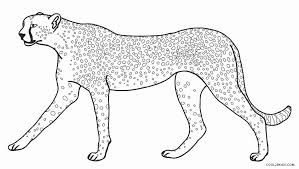 cheetah coloring pictures. Exellent Coloring Cheetah Coloring Pages Inspirational Disney  Character Printables Throughout Pictures R