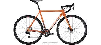 Ridley X Trail Size Chart Ridley X Night Disc Rival 1 Cyclocross Bike 2019