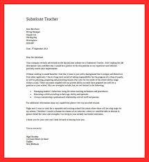 Teacher Cover Letter Good Resume Format