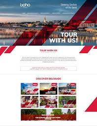 Tour Company Website Design Services Interactive9