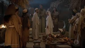 José e Maria se casam em Nazaré