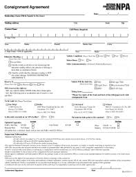 consignment form for cars dmv pa consignment form fill out and sign printable pdf template