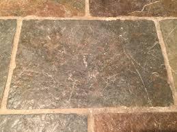 slate floor texture. Before-after-sealing-slate-floors Slate Floor Texture F