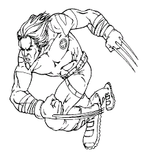 Small Picture Wolverine Colouring Pages Page Wolverine Coloring Pages In Heroes