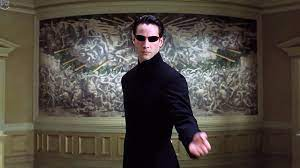 Path of neo will follow the story of the blockbuster motion picture trilogy the matrix, the matrix reloaded and the matrix revolutions and for the first time allow gamers to play as neo and become the one. Neo Vs Merovingian The Matrix Reloaded Imax Youtube