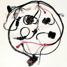 buggy wiring harness gy6 engine 125cc 150cc atv complete electrics buggy wiring harness gy6 engine 125cc 150cc atv complete electrics gokart kandi