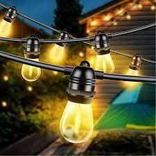 otdair 27ft solar string lights