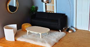 the cheese thief a little dollhouse update diy and new dollhouse furniture build dollhouse furniture