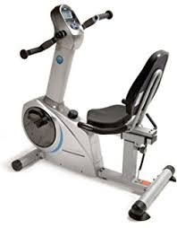 amazon com stamina 7100 magnetic fusion recumbent exercise bike stamina elite total body recumbent exercise bike