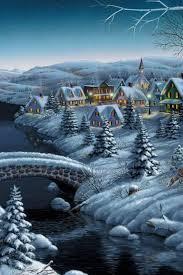 winter snow christmas mobile wallpaper 2430 views preview 642 views