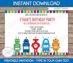 fdddffabdcbead 2018 diy birthday invitation templates