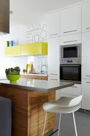 Yellow And Grey Kitchen Decor Interior Charming Kitchen Decor Ideas With Modern White Kitchen