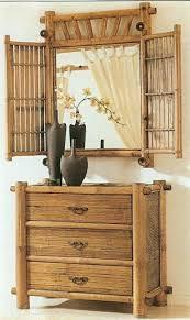 bamboo bedroom sets 5 set vintage faux