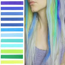 Best Green Blue Ombre Hair Dye
