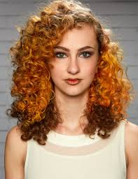 Hairstyle Curls curly hair styles for long and short hair redken 8554 by stevesalt.us