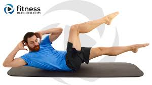 30 minute hiit and abs workout with warm up and cool down no equipment fitness blender