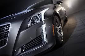 Cadillac Cts Lights Cadillac Explains Its New Aggressive Headlight Design